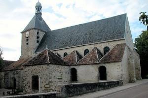 L'église de Assomption-de-la-Vierge