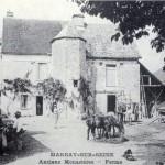 Une ferme dans le prieuré de Marnay