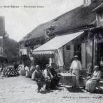 L'ancien restaurant Lenoir à Marnay-sur-Seine